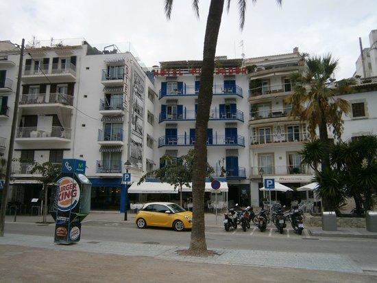 Hotel Platjador : hotel