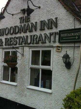 The Woodman Inn & Lodge Restaurant 이미지