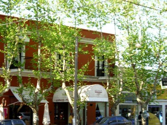 Hotel Beltran: vista