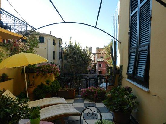Locanda Il Maestrale: Terrace