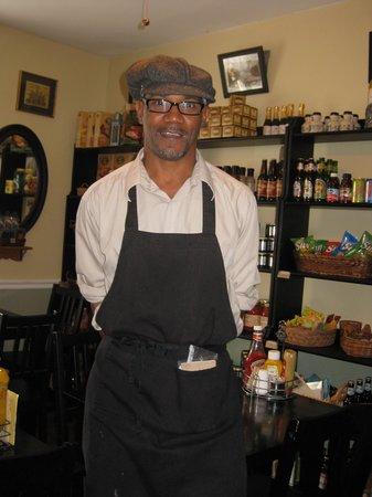 The Town's Inn: Jeff brings soul food to West Virginia
