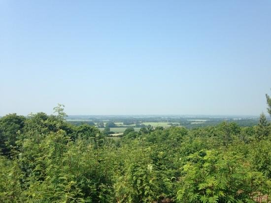 Selling, UK: view from view point