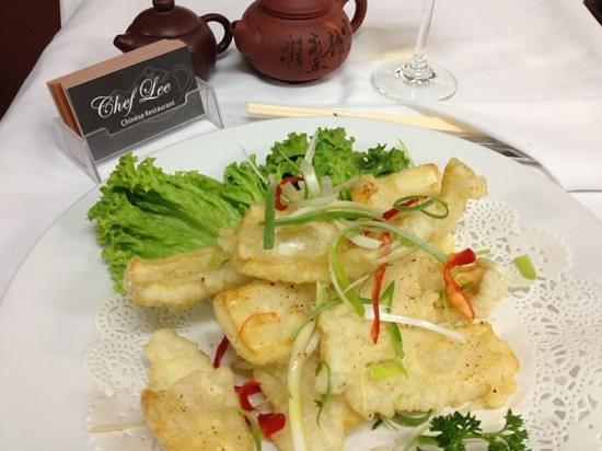 chef lee chinese restaurant