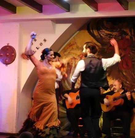 Tablao Flamenco Los Gallos: Los Gallos Tablao Flamenco, Seville, Spain
