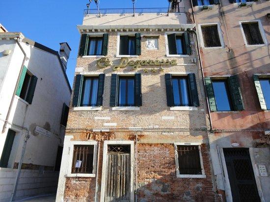 Hotel Ca' Dogaressa: Ansicht