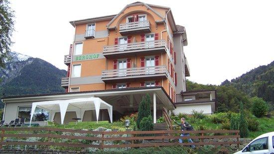 Hotel Berghof Wilderswil-Interlaken: Hotel