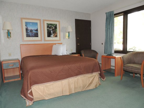 Travelodge Kalispell: Upgraded Single Queen