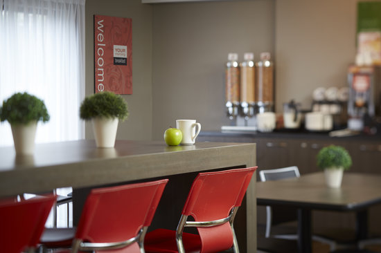 Comfort Inn - New Glasgow: Free Hot Breakfast