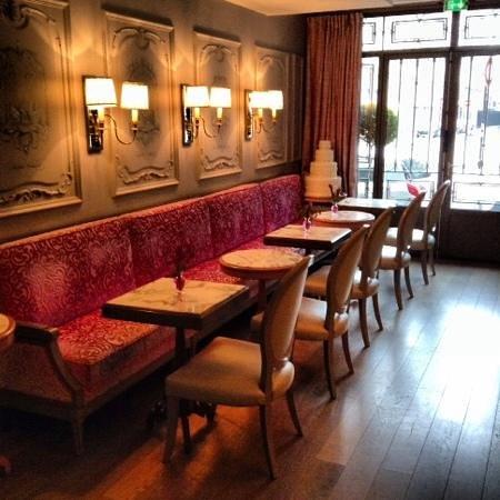 La Maison Favart : ristorante