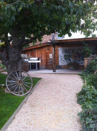 The Bistro at Hillside Winery: Hillside Bistro