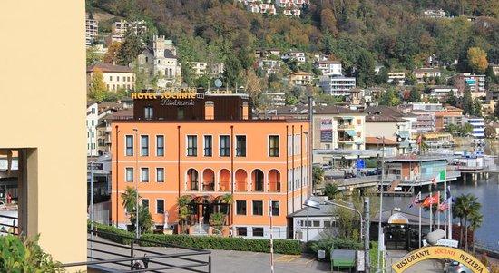 Hotel Socrate: esterno