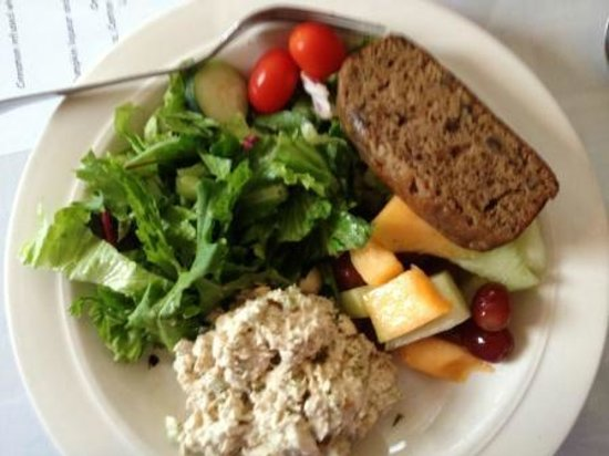 The Chelsea: lunch chunky chicken salad