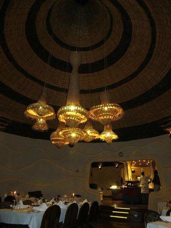 Lake Manyara Serena Lodge: dining room