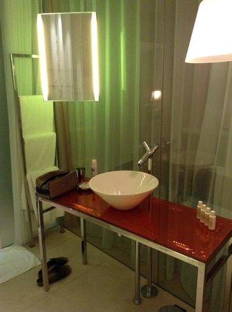 Sanderson London Hotel: bagno