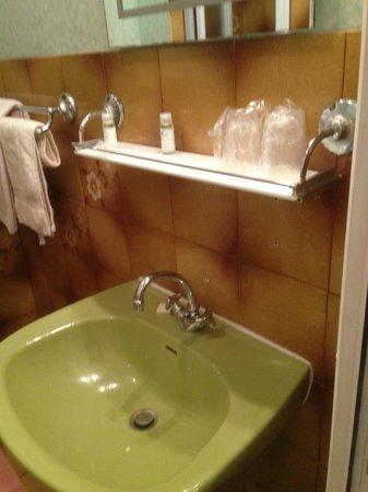 Hotel Belvedere: La salle de bain