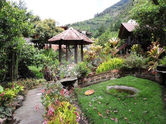 Jardines de Chamana: gardens