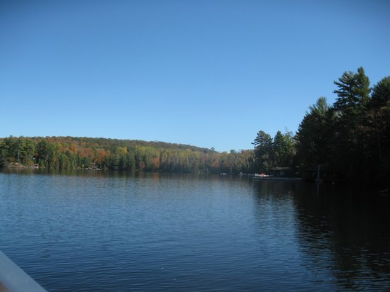 Lake of Bays, Canadá: Picturesque View