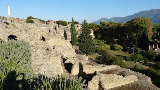 Vesuv: Pompeii1