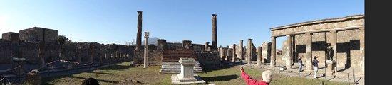 Vesuv: Pompeii