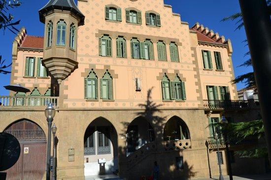 Hotel Sant Roc: Fachada Hotel