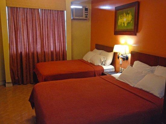 Room, Hotel Presidente Internacional, Guayaquil, Ecuador.