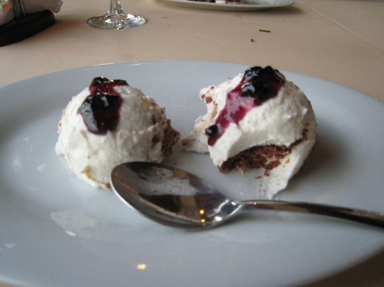 The Old Nessebar: delicious dessert