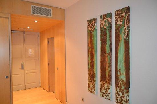 Hotel Sant Roc: Habitación