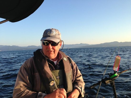 D and D Fishing Charters: Captain Doug