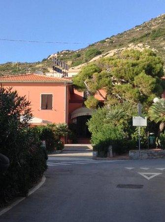 Hotel Sardi: l'hotel