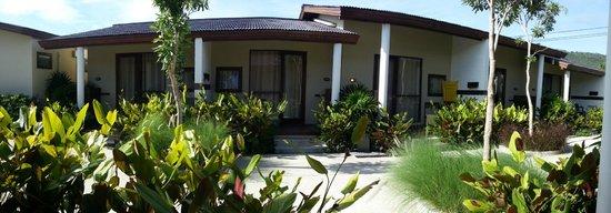 Baan Talay Resort: camere