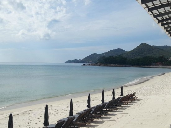 Baan Talay Resort: spiaggia