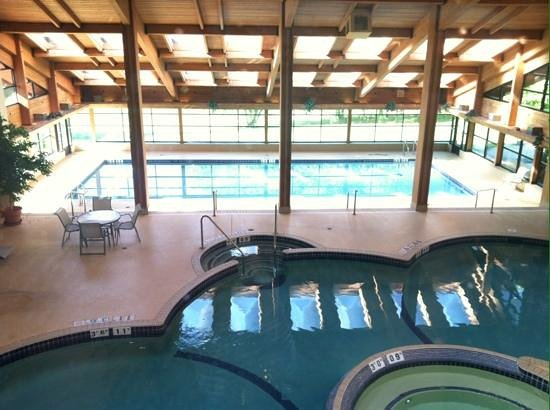 The House on the Rock Resort: Indoor pools