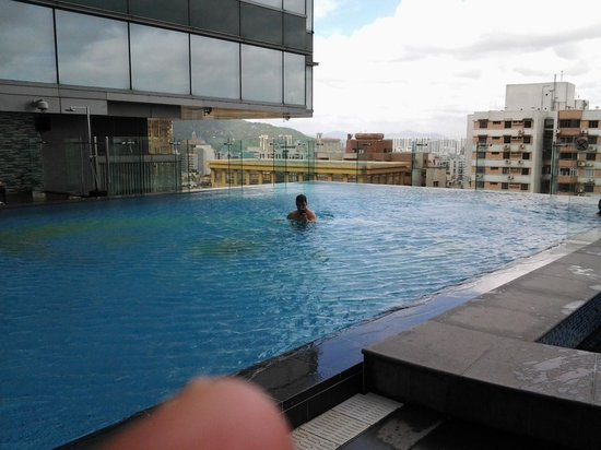 StarWorld Macau: the pool 17 th floor