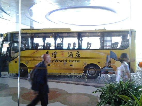 StarWorld Macau: The Bus