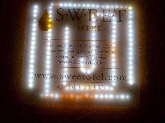 Sweet Otel Valencia: Sweet