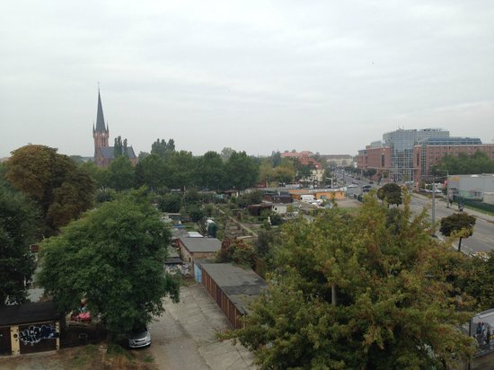 Tryp by Wyndham Dresden Neustadt: View from room