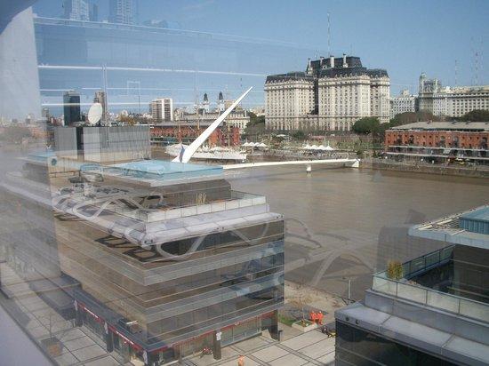 Hilton Buenos Aires: vista