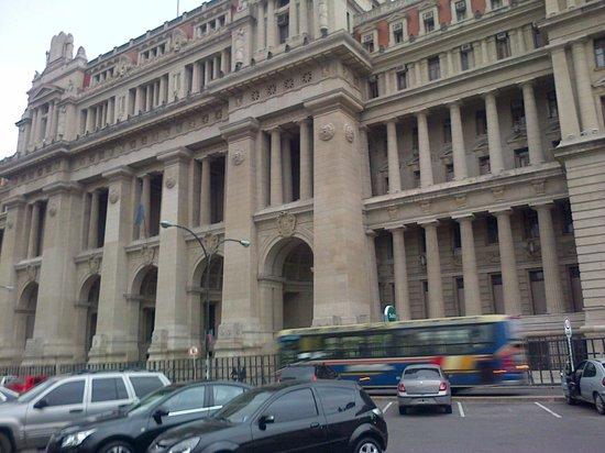 Palacio de Tribunales