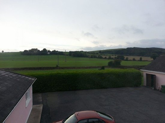 Tir Na Nog Bed & Breakfast: Our view
