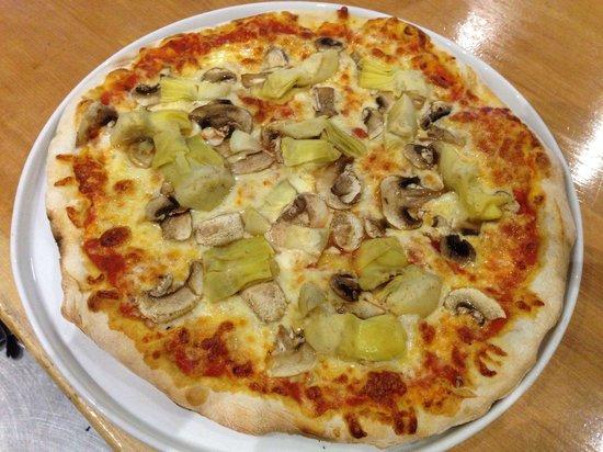 La Guanaca Pizzeria : Mmmmm