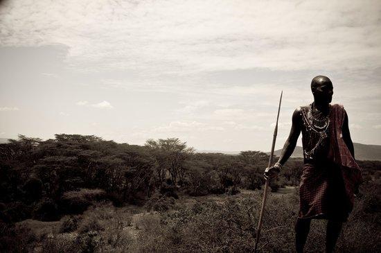 Gamewatchers Adventure Camp, Ol Kinyei: Nature walk atop a kopje