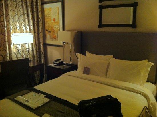 Copley Square Hotel: My room