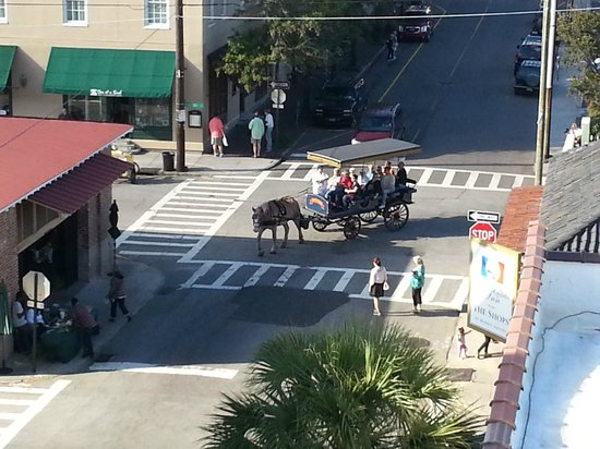 French Quarter Inn: Carriage Ride