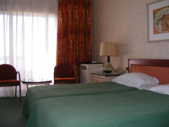 Rodos Palace: our room