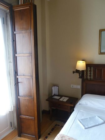 Parador de Ferrol: Room