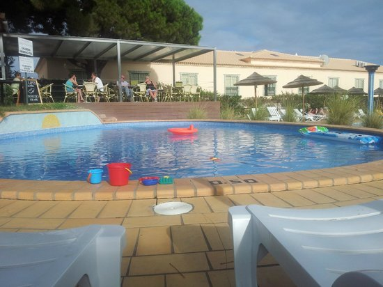Quinta Pedra dos Bicos: Pool Area