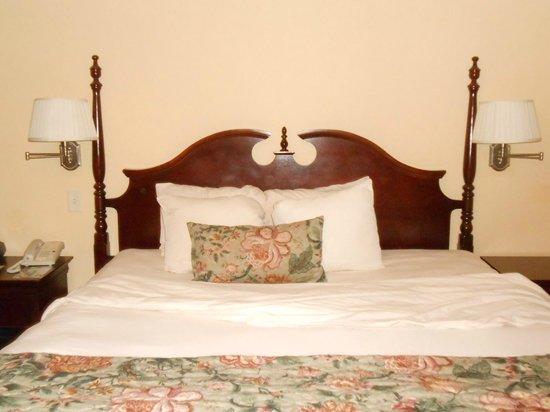 Senator Inn & Spa: King Bed