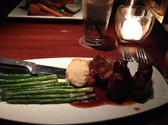 Seasons 52: Most delicious lamb entree