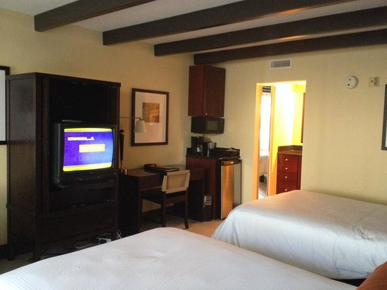 "The Inn at Little Harbor: Notice the ""Vintage"" TV Set!"