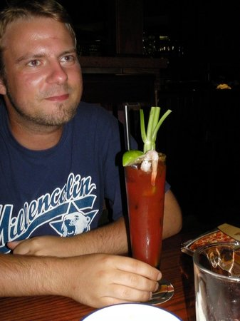 Red Lobster: Clamato